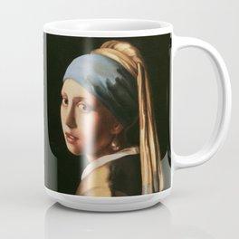 After Vermeer Coffee Mug