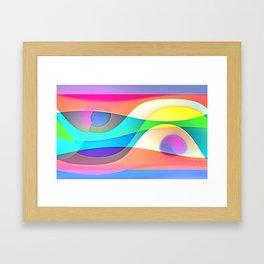 1GA Framed Art Print