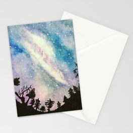 Midnight Sky Stationery Cards