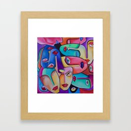INFP : The Mediator Framed Art Print