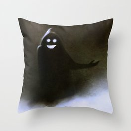 Greeter Throw Pillow