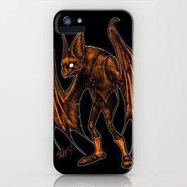 Autumn People 2 iPhone Case