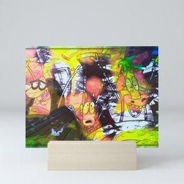 Rocko Rapid Return Run Mini Art Print