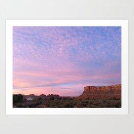 Moab, Utah Art Print