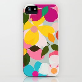 dogwood 12 iPhone Case