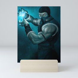 Sub-zero mk game Mini Art Print