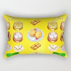 Dim Sum  Rectangular Pillow