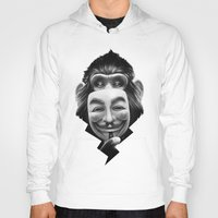 cup Hoodies featuring Anonymous by Dctr. Lukas Brezak