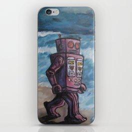 Robot Dream iPhone Skin