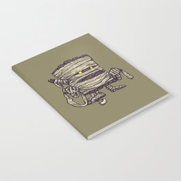 The Mummy Log Notebook