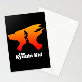 The Kyuubi Kid Stationery Cards