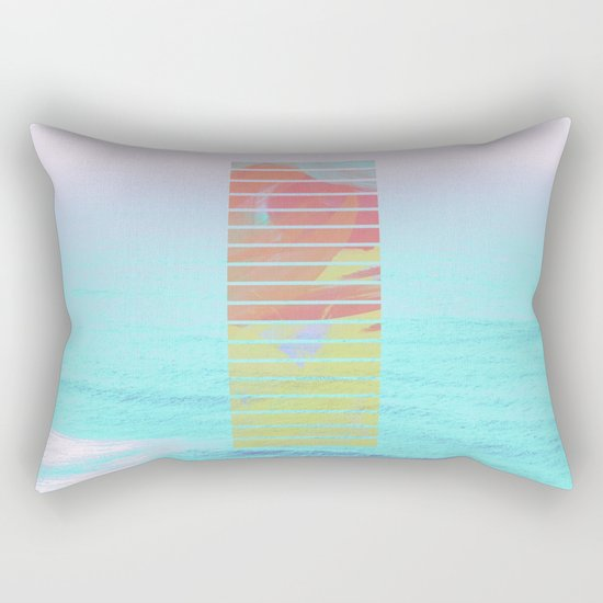 The guilty Rectangular Pillow