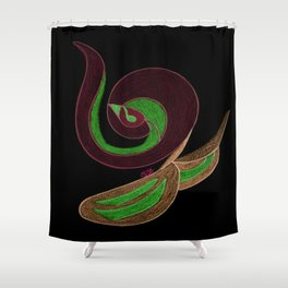 Amiria II Shower Curtain