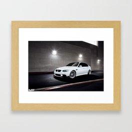 E90 M3 Framed Art Print