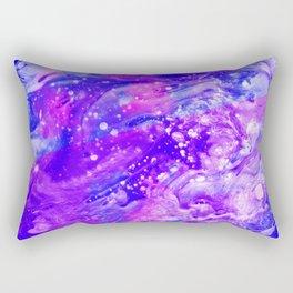 Colorful Galaxy Rectangular Pillow