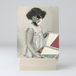 Autodidactism (2014) Mini Art Print