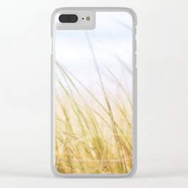 27. Crazy herbs, Bretagne, France Clear iPhone Case