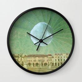 Equinox Moon Wall Clock