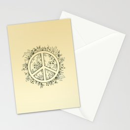 Flower of Pacific Stationery Cards