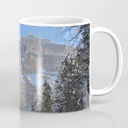 Mountain Dolomiti Coffee Mug