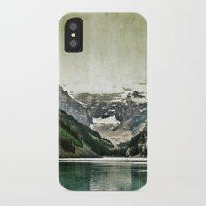 Lake Louise, Banff iPhone X Slim Case