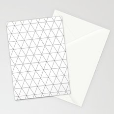 Basic Isometrics I Stationery Cards