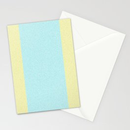Re-Created Interference ONE No. 24 by Robert S. Lee Stationery Cards