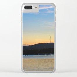 Wisp of Clouds Clear iPhone Case