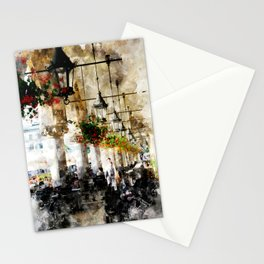 Cracow art 22 #cracow #krakow #city Stationery Cards