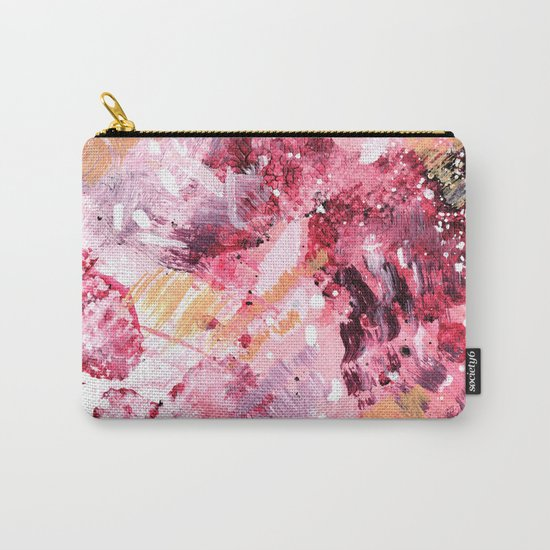 Moments in Motion Carry-All Pouch
