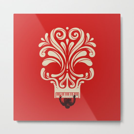 Killer Tune Metal Print