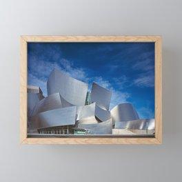 Concert Hall  | Frank Gehry | architect Framed Mini Art Print