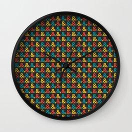 OK I Wall Clock