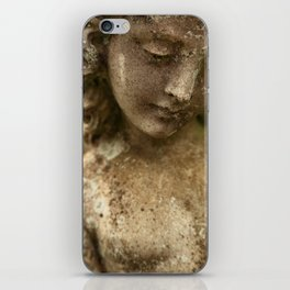 Cemetery Angel iPhone Skin
