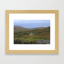 Irish Countryside PhotoArt Framed Art Print