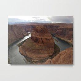 Horshoe Bend, Arizona Metal Print