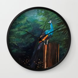 Light Catcher Wall Clock
