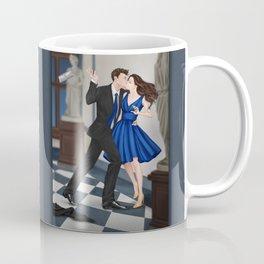 clandestine kiss Coffee Mug