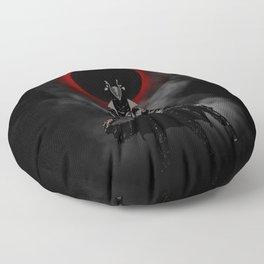 Blood Moon Floor Pillow