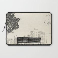 Tom's Favourite Spot — Angels Knoll Park, LA — (500) Days of Summer Laptop Sleeve