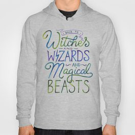 AVPM - Back To Hogwarts Hoody