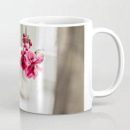 Fading Flowers Coffee Mug