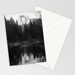 Half Dome and Reflection Stationery Cards