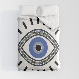 Evil Eye Comforters
