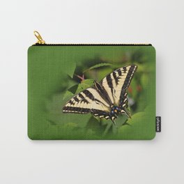 Western Tiger Swallowtail in the Garden Carry-All Pouch