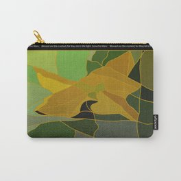 Blessed are the Cracked Carry-All Pouch