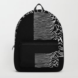 Distorted waves Backpack