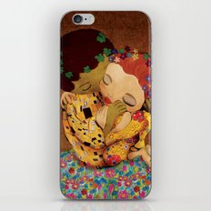 The Kiss iPhone & iPod Skin