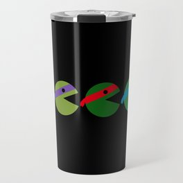 Pac-Turtles Travel Mug