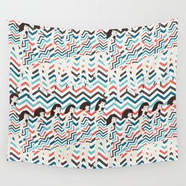fashion show Wall Tapestry